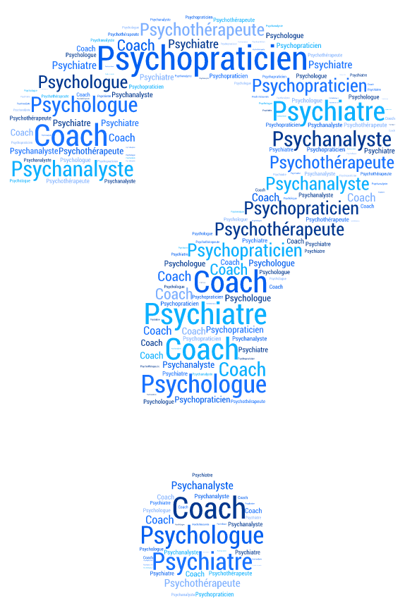 Quelle est la différence entre Psychiatre, Psychologue, Psychopraticien, Psychanalyste et Psychothérapeute