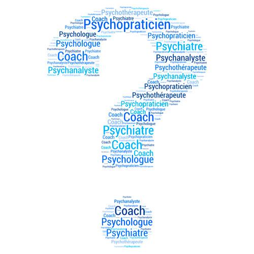 Psychiatre, Psychologue, Psychopraticien, Psychanalyste et Psychothérapeute, quelles sont les différences ?